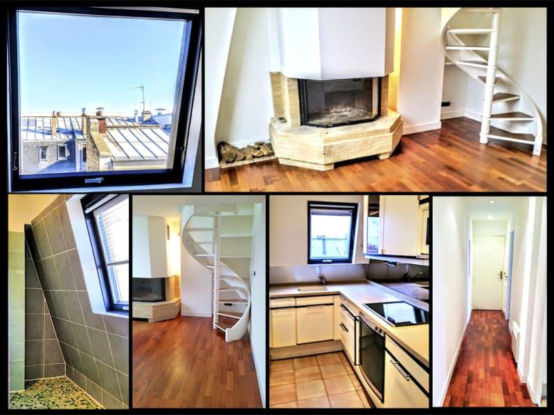 Sale apartment Neuilly sur seine 495000€ - Picture 1