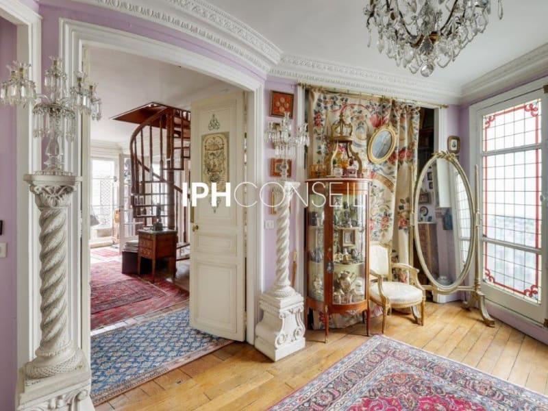 Vente appartement Paris 16ème 2090000€ - Photo 1
