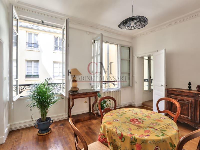 Sale apartment Versailles 661500€ - Picture 1