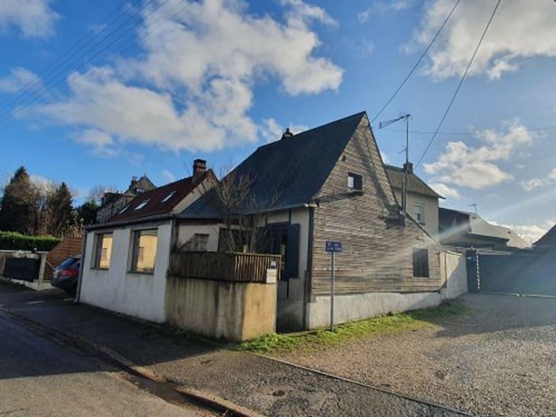 Sale house / villa Saint nicolas d'aliermon 94500€ - Picture 2