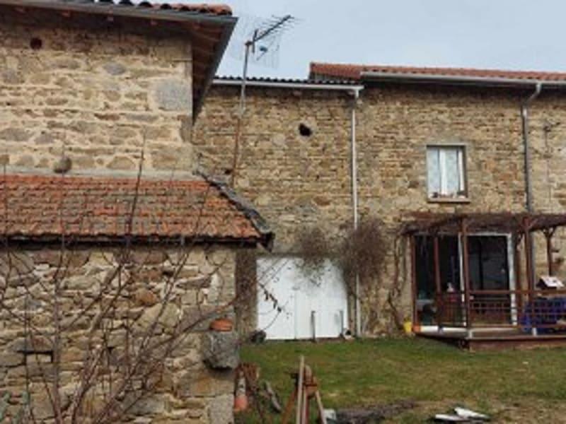Sale house / villa Fournols 208000€ - Picture 1