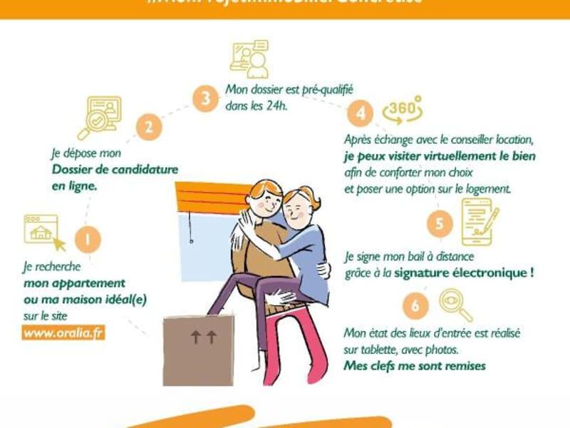 Location appartement Lyon 2ème 765€ CC - Photo 2
