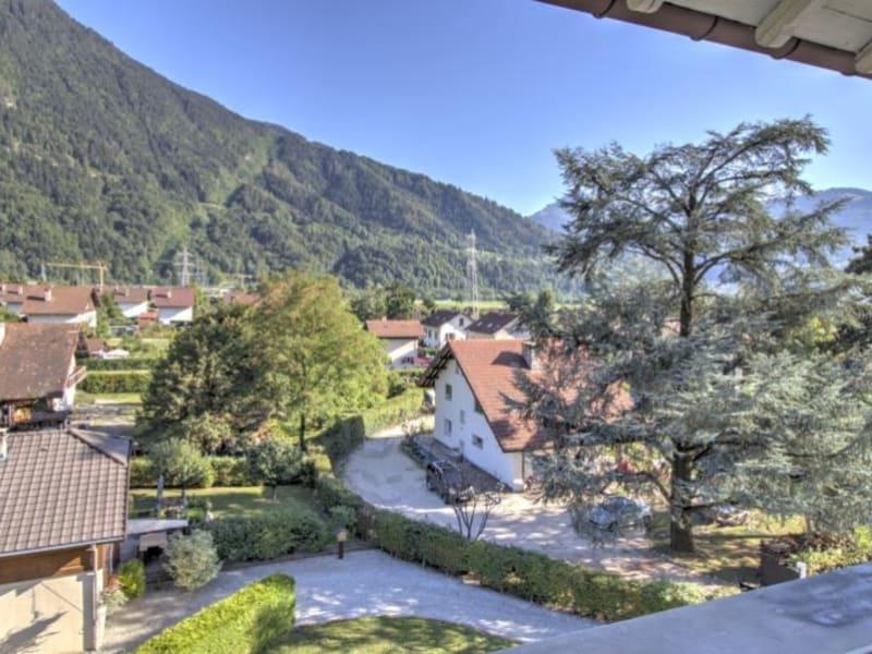 Rental apartment Passy 420€ CC - Picture 4