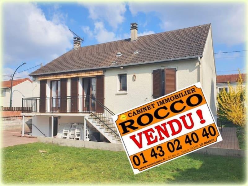 Vente maison / villa Le raincy 440000€ - Photo 1