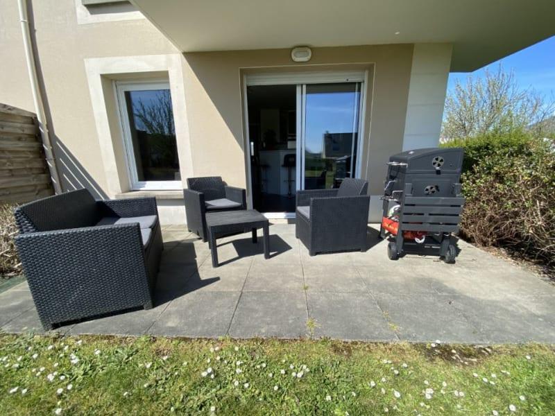Sale apartment Miniac morvan 96000€ - Picture 1