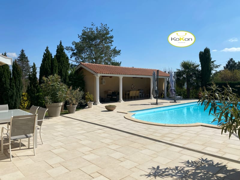 Deluxe sale house / villa Millery 1090000€ - Picture 5