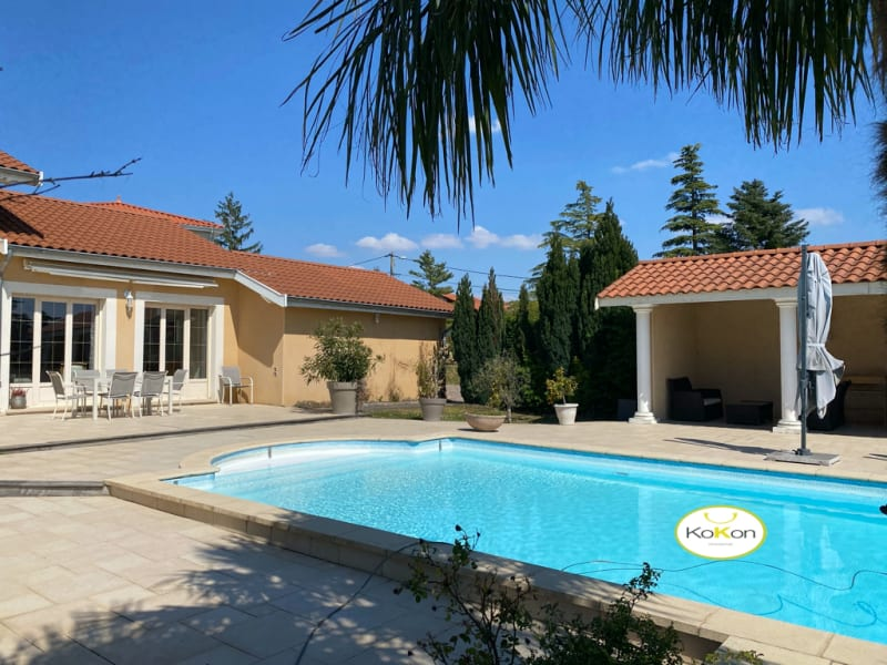 Deluxe sale house / villa Millery 1090000€ - Picture 6