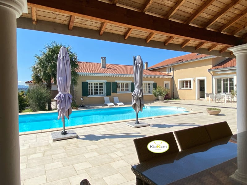 Deluxe sale house / villa Millery 1090000€ - Picture 7
