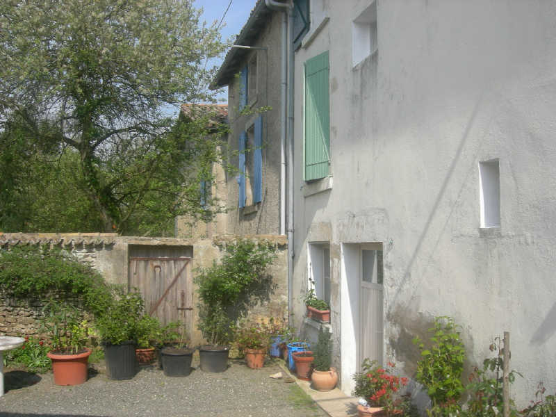 Vente maison / villa La mothe st heray 115 000€ - Photo 1