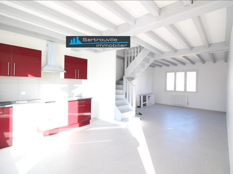Sale apartment Sartrouville 310000€ - Picture 2