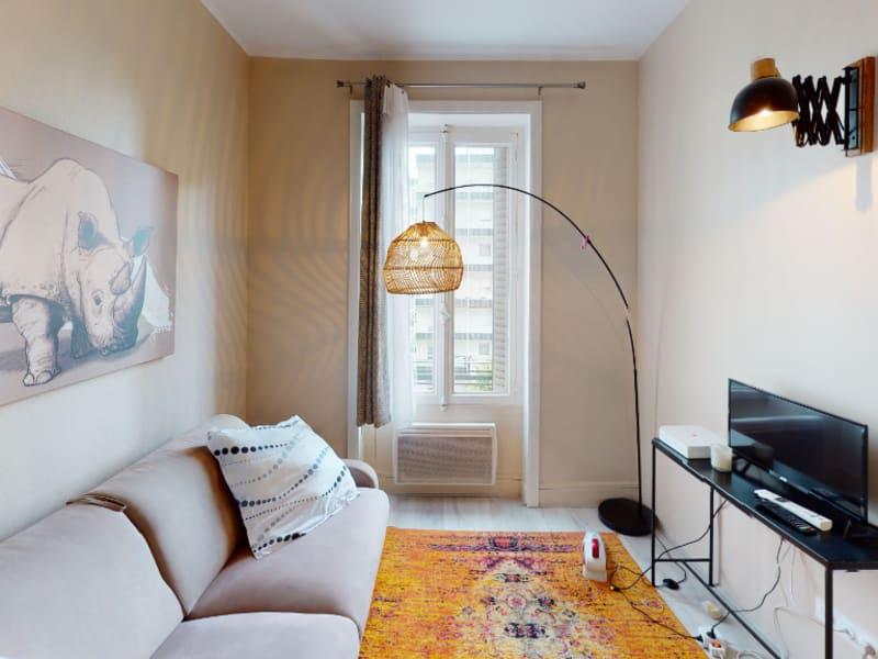 Rental apartment Lyon 8ème 605€ CC - Picture 1