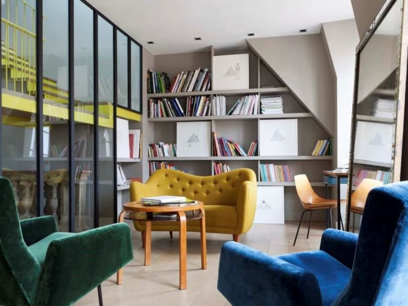 Rental apartment Lyon 2ème 4220€ CC - Picture 5