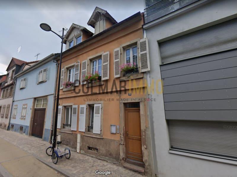 Vente appartement Colmar 137000€ - Photo 1