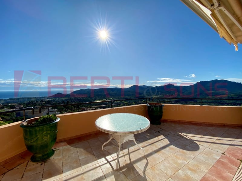 Sale apartment Mandelieu la napoule 595000€ - Picture 2