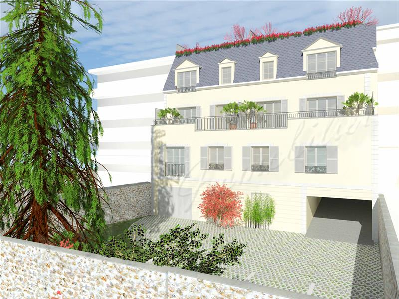 Sale apartment Chantilly 273000€ - Picture 1