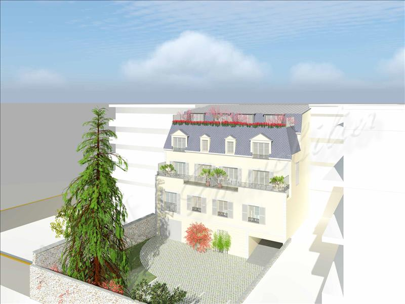 Sale apartment Chantilly 273000€ - Picture 4