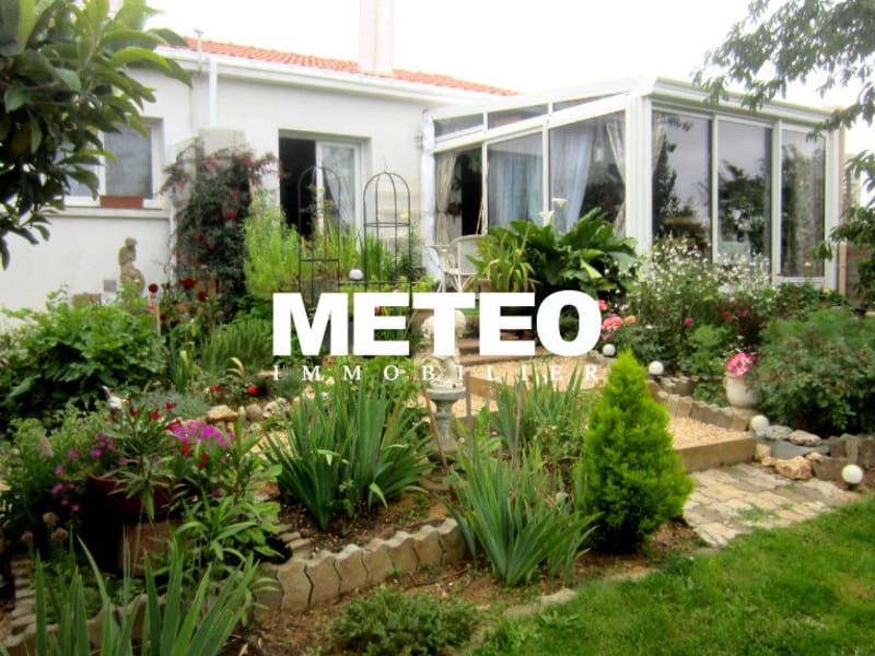 Vente maison / villa Lucon 199880€ - Photo 1
