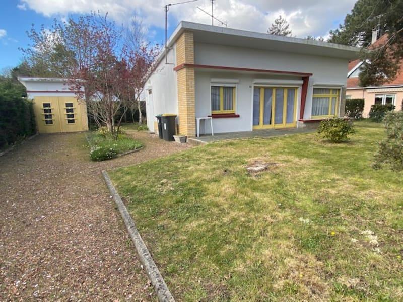 Location vacances maison / villa Cucq 400€ - Photo 1