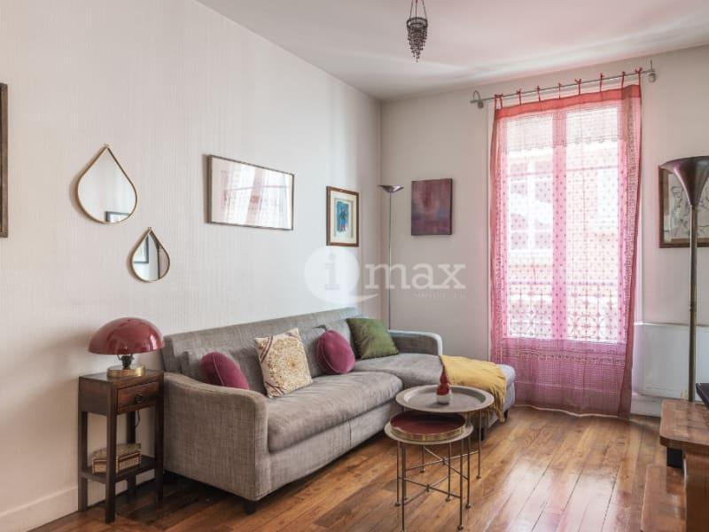 Sale apartment Levallois perret 400000€ - Picture 1