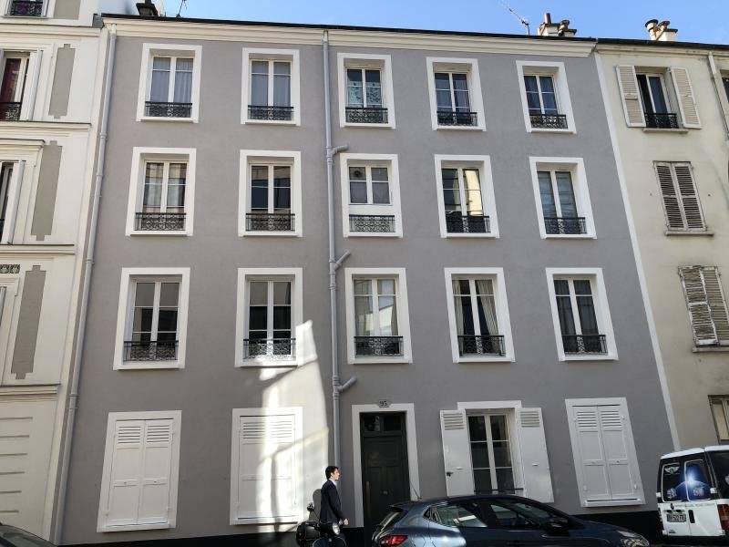 Rental apartment Levallois perret 685€ CC - Picture 1