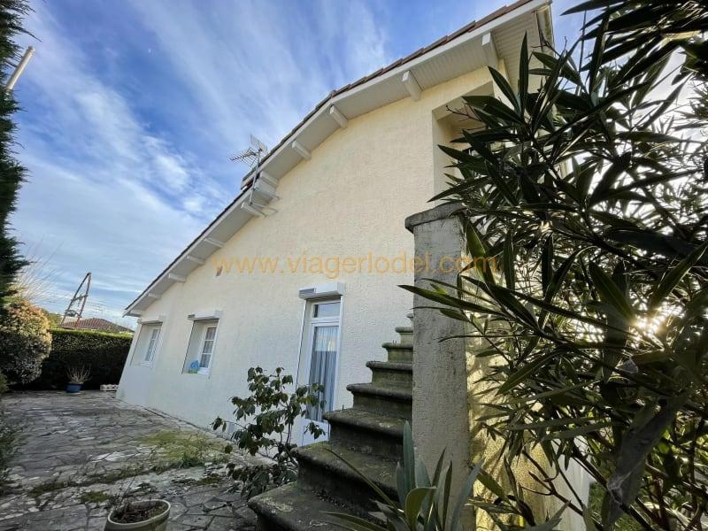 Life annuity house / villa Le bouscat 123750€ - Picture 2