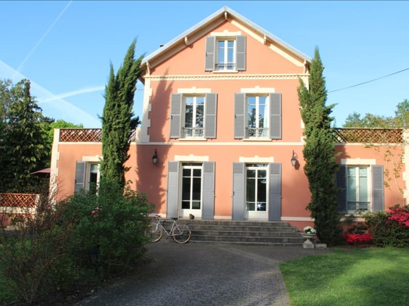 Rental house / villa Maisons laffitte 4 300€ CC - Picture 1
