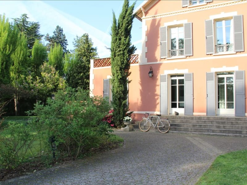 Rental house / villa Maisons laffitte 4 300€ CC - Picture 2