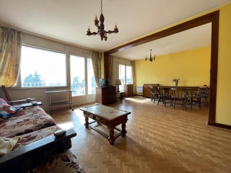 Sale apartment Vienne 148 000€ - Picture 2