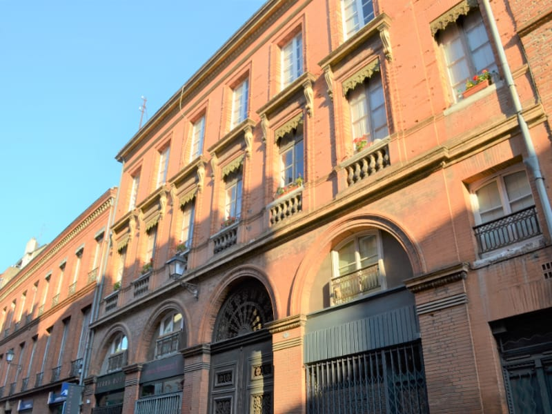 Rental apartment Toulouse 435€ CC - Picture 1