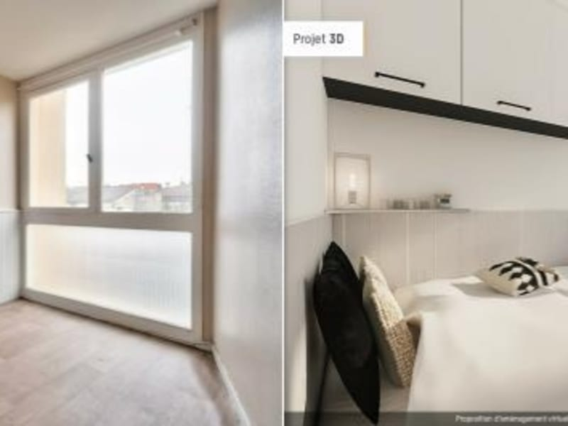 Vente appartement Bordeaux 96700€ - Photo 2