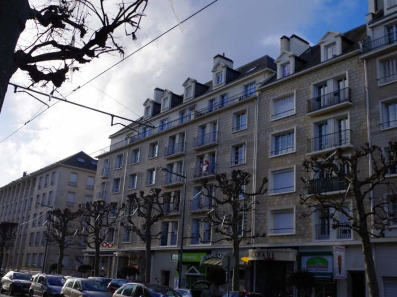 Rental apartment Caen 266€ CC - Picture 1