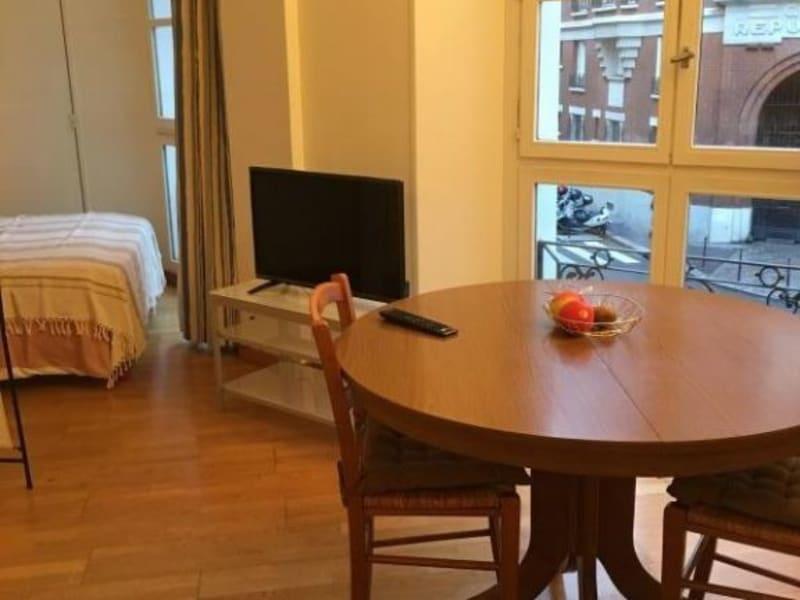 Alquiler  apartamento Paris 10ème 1100€ CC - Fotografía 4