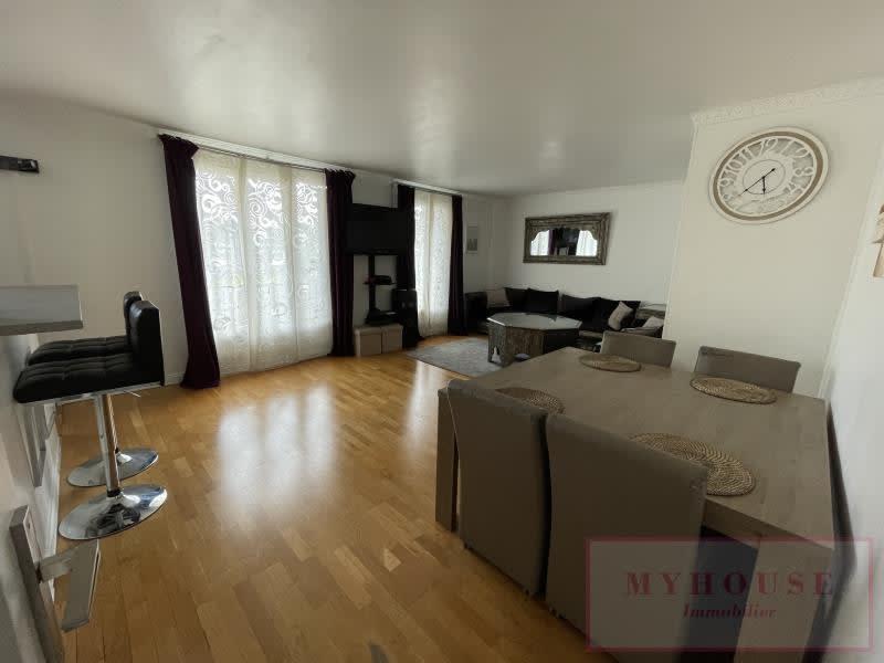 Sale apartment Bagneux 355000€ - Picture 2