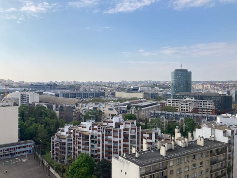 Rental apartment Paris 15ème 2180€ CC - Picture 2