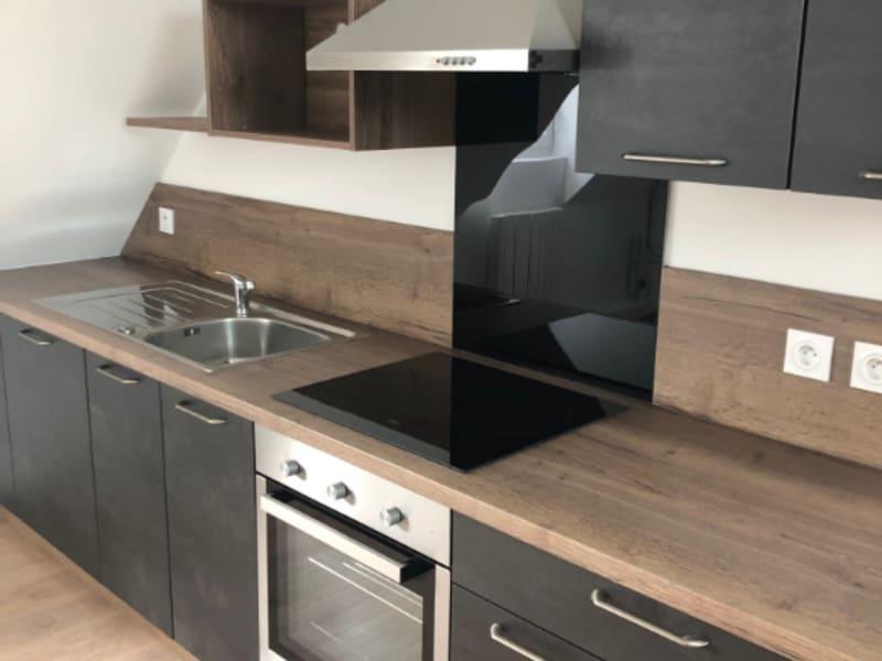 Location appartement Sannerville 550€ CC - Photo 1