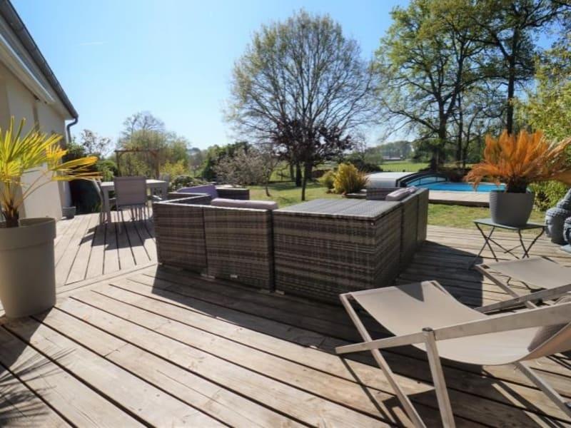 Sale house / villa Parigne l eveque 395000€ - Picture 1