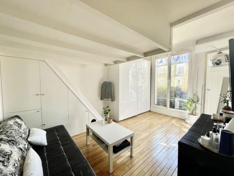 Vente appartement Paris 17ème 379000€ - Photo 1