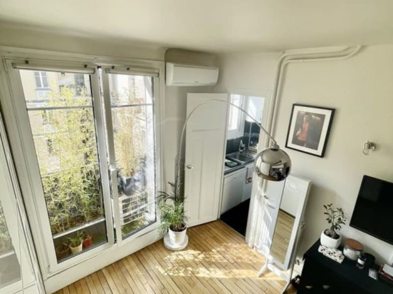 Vente appartement Paris 17ème 379000€ - Photo 3