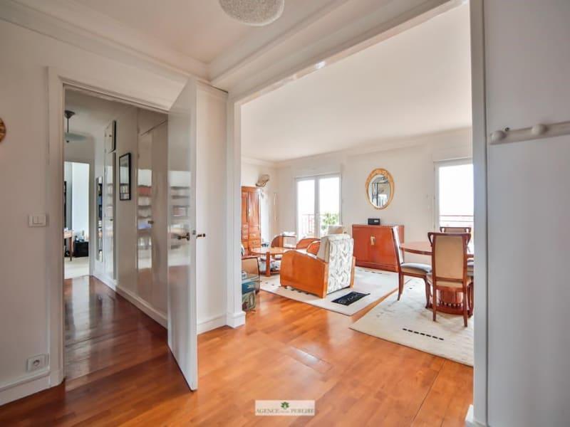 Vente appartement Paris 17ème 1087000€ - Photo 4