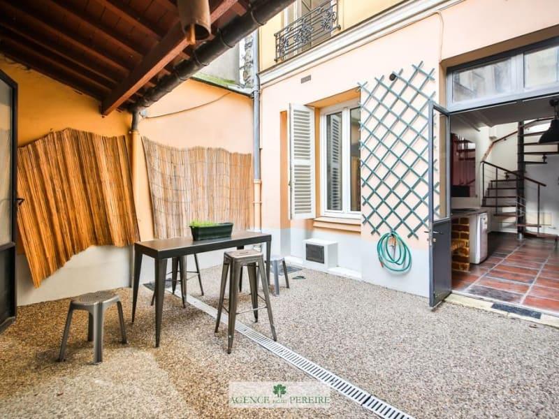 Vente appartement Paris 17ème 735000€ - Photo 2