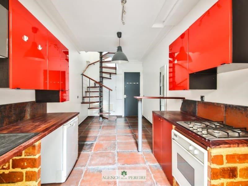 Vente appartement Paris 17ème 735000€ - Photo 5