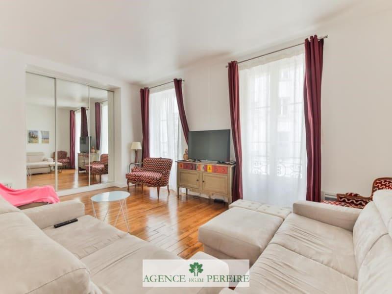 Vente appartement Paris 17ème 650000€ - Photo 1
