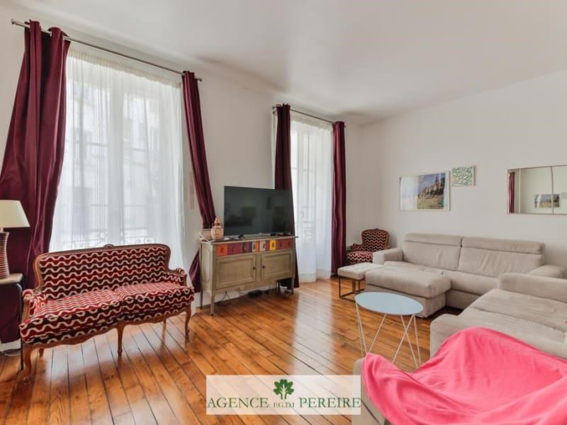 Vente appartement Paris 17ème 650000€ - Photo 2