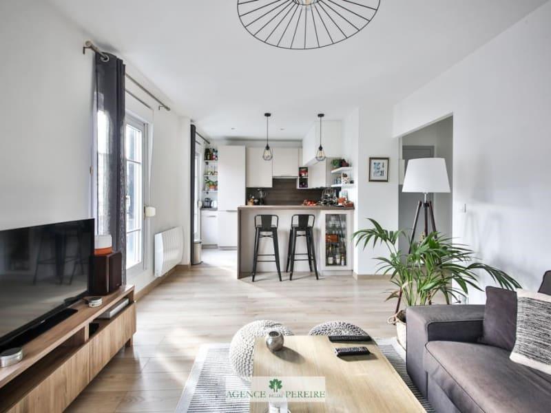 Vente appartement Paris 17ème 549000€ - Photo 1
