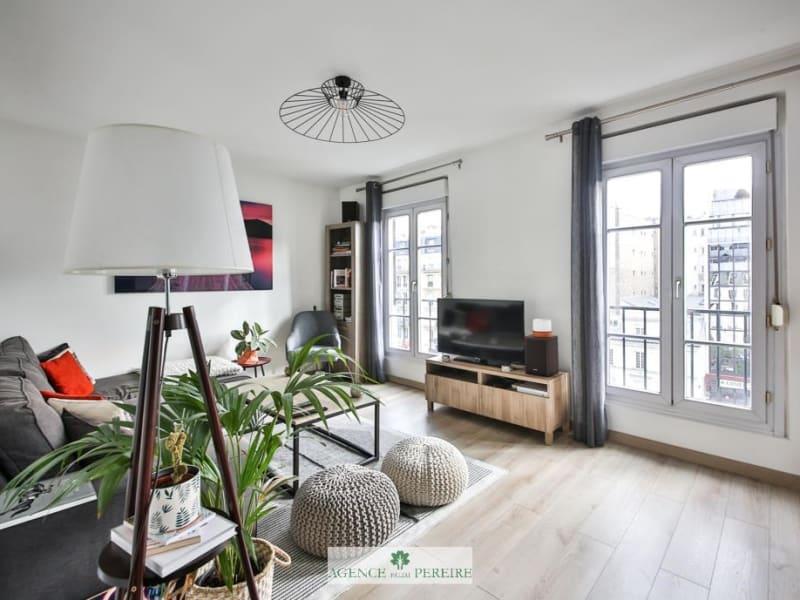 Vente appartement Paris 17ème 549000€ - Photo 4