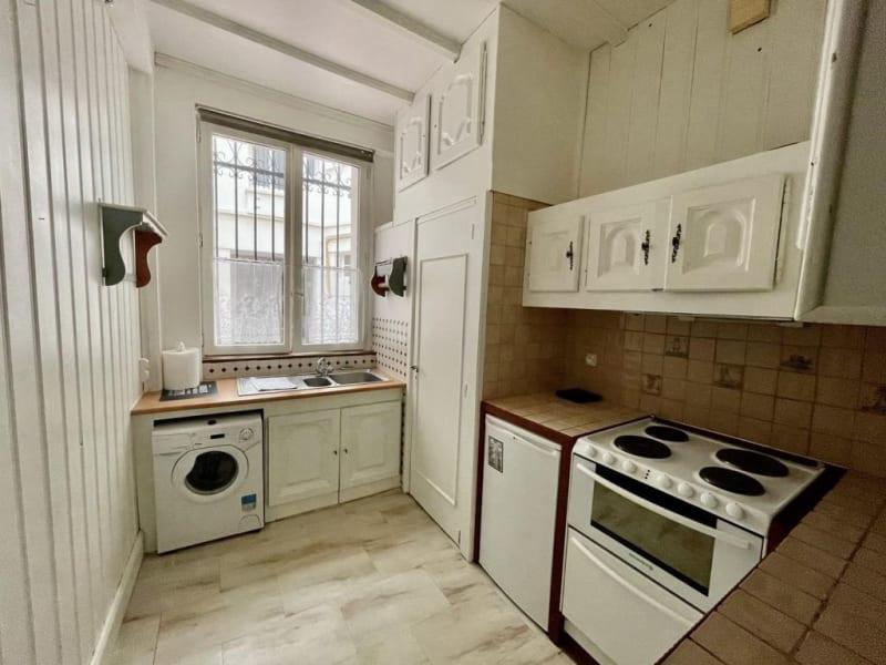 Vente appartement Paris 17ème 262500€ - Photo 1