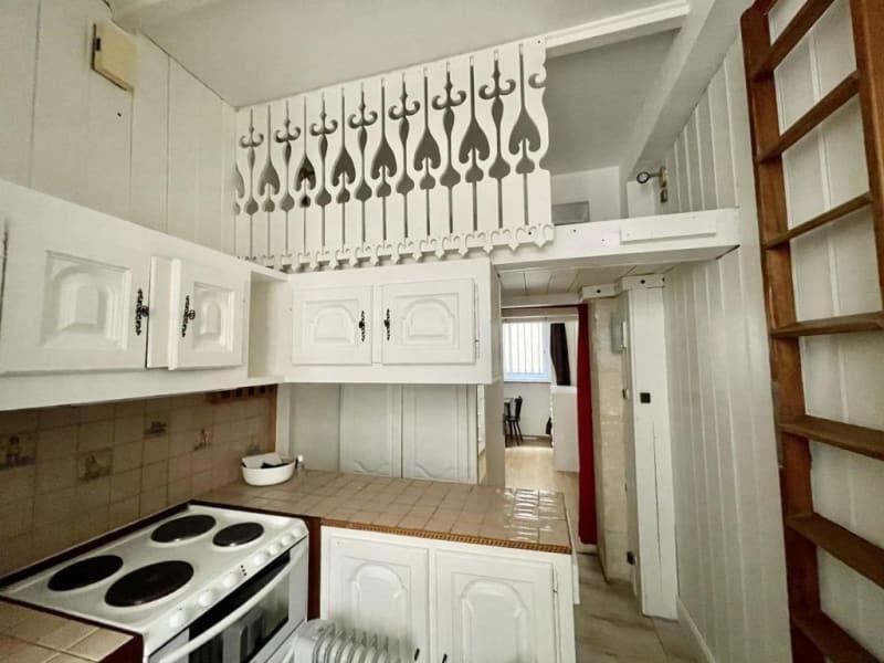Vente appartement Paris 17ème 262500€ - Photo 2