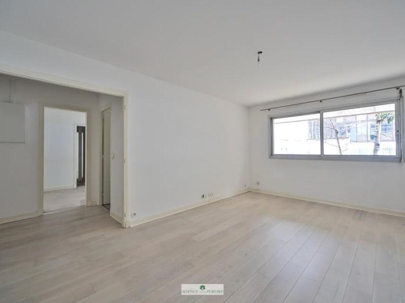 Vente appartement Paris 17ème 456000€ - Photo 1