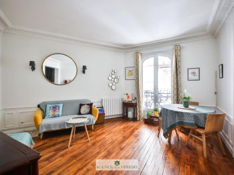 Vente appartement Paris 17ème 845000€ - Photo 1