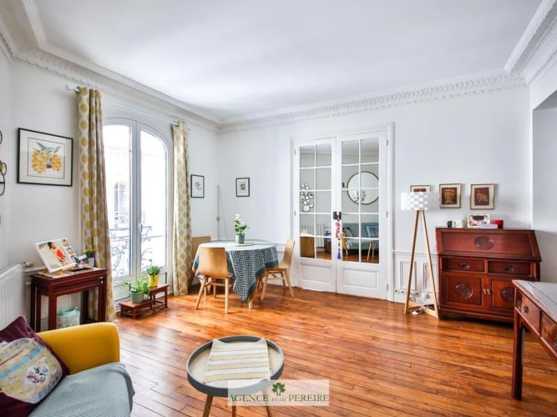 Vente appartement Paris 17ème 845000€ - Photo 2